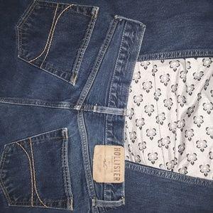 Mens hollisters jeans